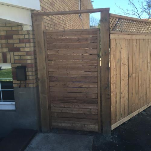 pressure-treated-fence